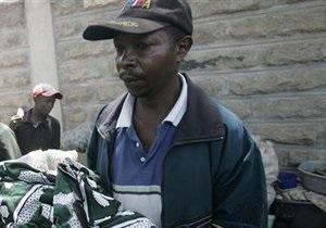 На западе Кении сошел оползень: погибли десять человек