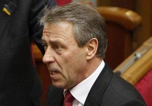 Бютовцы хотят заслушать в парламенте информацию об убийстве своего однопартийца