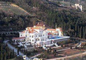 На резиденции Президента и вертолетные площадки в Крыму дополнительно выделили 90 млн грн