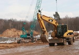 Азаров: Детская больница будущего будет построена за год