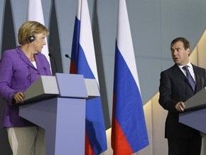 The Times:  Мюнхенский момент  для Украины в исполнении Меркель и Медведева