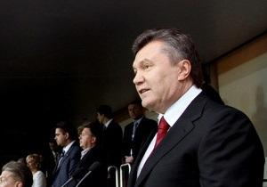 Киев должен стать примером модернизации для всей Украины - Янукович