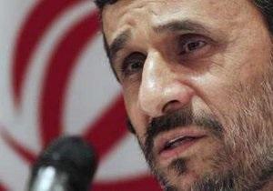 Ахмединежад уверен, что Иран может выстоять в случае введения против него санкций