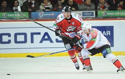 КХЛ: Донбасс разгромил новокузнецкий Металлург