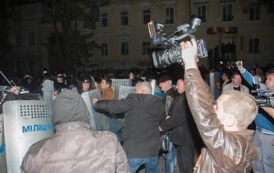 В Одессе подозреваемого в организации акции против задержания Маркова поместили под домашний арест