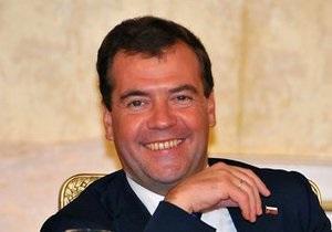 Медведев намерен встретиться с премьер-министром Японии