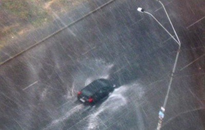 В воскресенье в Украине усилятся дожди