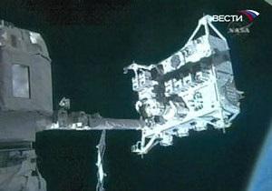 На МКС прошли сразу две коррекции орбиты