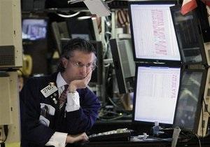 Рынки: Цены на многие акции обновили годовые минимумы