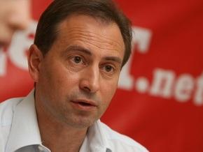 Томенко заявил о взяточниках в Секретариате. Пресс-служба Ющенко требует назвать имена