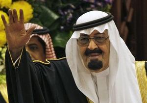 Times: Король Саудовской Аравии сказал Обаме не унижать Мубарака