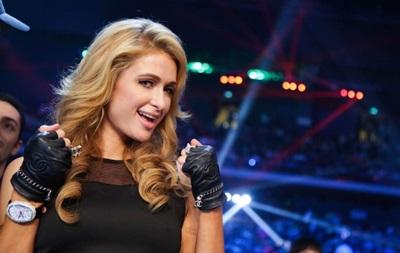 Спортивные кадры недели. VIP-блондинка на боксе и слезы в Париже
