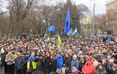 Акции протеста в Харькове запретили из-за гриппа
