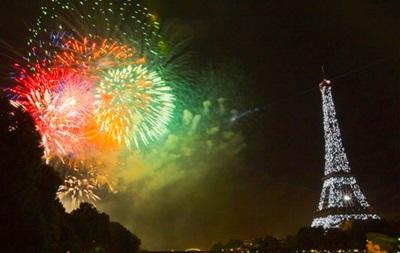На аукционе в Париже продали часть лестницы с Эйфелевой башни
