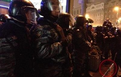 Пикет активистов Свободы у Печерского райуправления милиции завершился без инцидентов