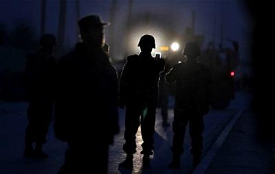 США пригрозили властям Афганистана полным выводом войск