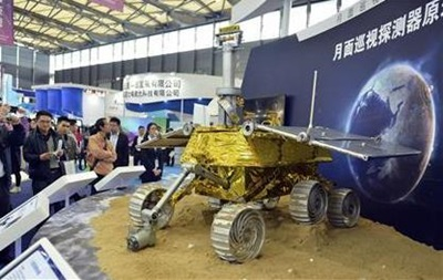 Китай запустит на Луну луноход Нефритовый заяц