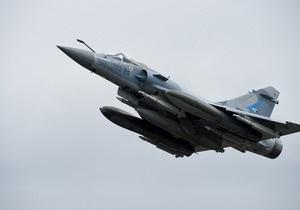 Ливийское ТВ: Самолет французских ВВС сбит вблизи Триполи