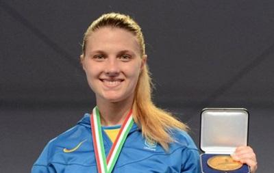 Украинка признана лучшей фехтовальщицей мира