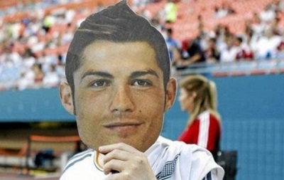 Маски-шоу: Фанаты Реала устроят яркий флеш-моб в поддержку Роналду