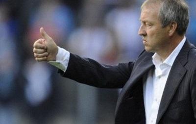 Тренер Генка: Олег Блохин может рассчитывать на очень широкое ядро