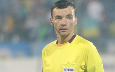 Матч лидеров чемпионата Украины доверили элитному арбитру