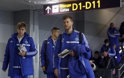 Динамо отправилось в Бельгию без Силвы, Аруны и Мбокани