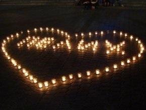 В центре Киева прошла акция памяти Игоря Пелиха