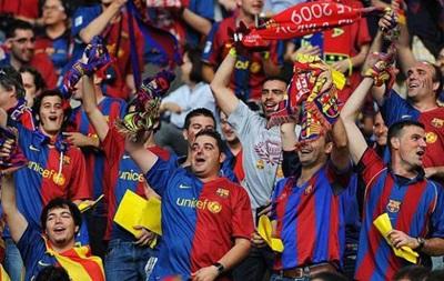 Фанаты Барселоны хотят назвать улицу в честь своего любимого клуба