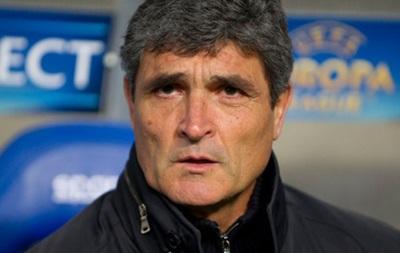 Тренер Днепра: Постараемся выиграть оставшиеся матчи в Лиге Европы для имиджа