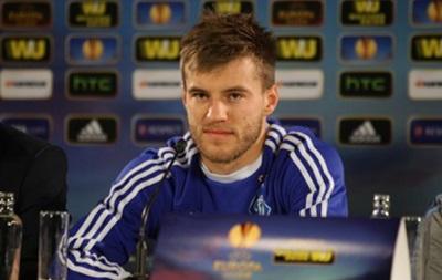 Андрей Ярмоленко: Тяжело целый день сидеть в аэропорту, самолете