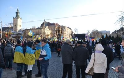 После Евромайдана во Львове милиция открыла два уголовных производства