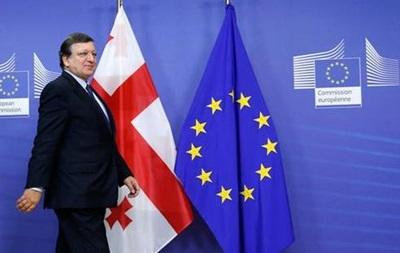 Грузия парафировала договор об ассоциации с ЕС