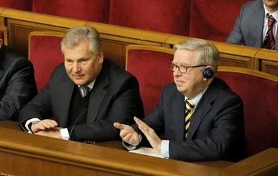 Квасьневский - ЕС - экономика - поддержка - Квасьневский: ЕС готов обсуждать экономическую поддержку Украины