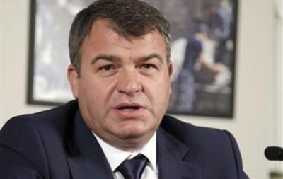 Пресса России:  бесперспективное  дело экс-министра Сердюкова