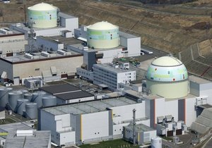 В Японии впервые после аварии на Фукусиме -1 перезапустят два реактора