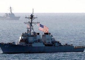 США разместили у побережья Южной Кореи эсминец, хотя уверяют, что угрозы нападения КНДР нет