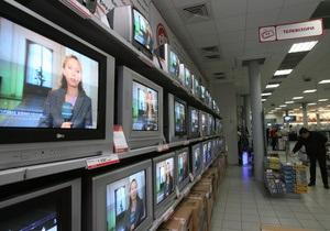 Цифровое ТВ в тестовом режиме запустят в девяти областях Украины