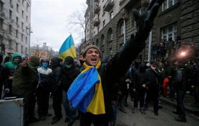 РБК Daily: Революция к Рождеству. Протесты в Киеве переросли в массовые беспорядки