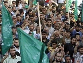 Хамас пригрозил выйти из межпалестинского диалога