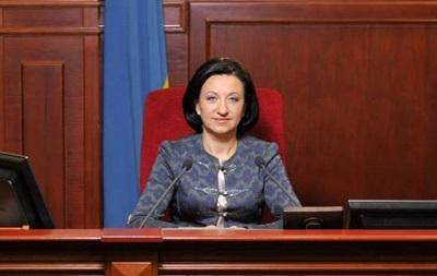 Герега осудила действия милиции, разогнавшей Евромайдан в ночь на субботу