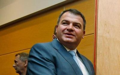С экс-министра обороны России Сердюкова взяли подписку о невыезде