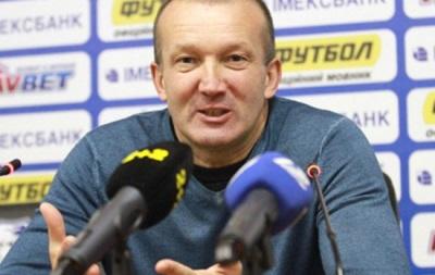 Тренер Черноморца: Судейство мне просто не понравилось