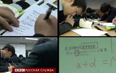 Южная Корея: учеба по 13 часов в день