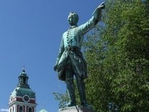 Полтава отказалась брать у Швеции в подарок памятник Карлу XII