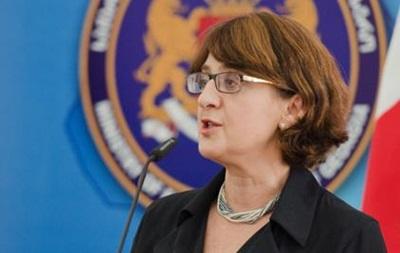 Грузия - Россия - дипломатические отношения - МИД Грузии назвал условия возобновления дипотношений с РФ