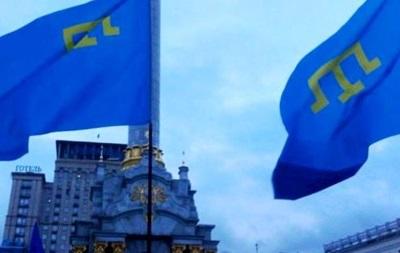 Евромайдан - крымские татары - На Евромайдан в Киев выезжают крымские татары
