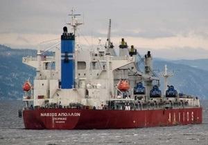 Сомалийские пираты освободили греческий сухогруз