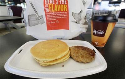 В McDonald s клиентам выдали пакет с деньгами вместо заказа