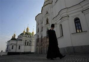 Счетная палата заявляет о неэффективном использовании средств на ремонтные работы в Киево-Печерской Лавре